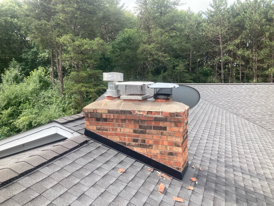 Stillwater, MN - Booked for roofline rebuild and main floor lining system install