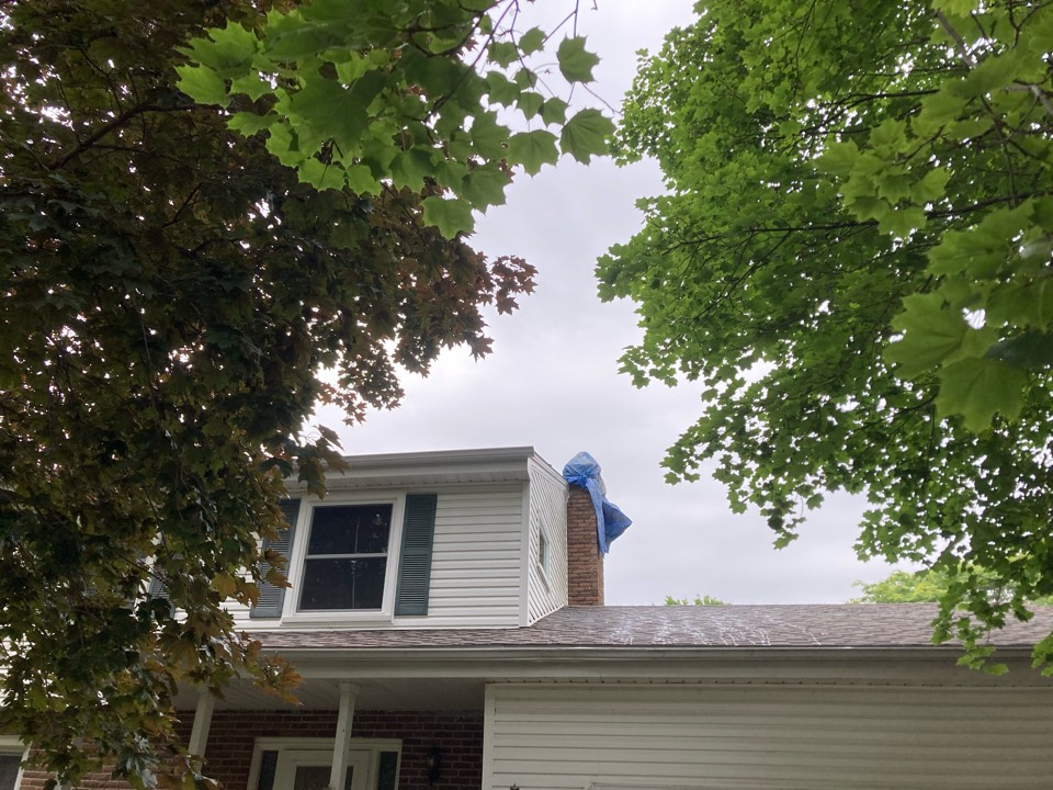 Plymouth, MN - Installed new chimney liner