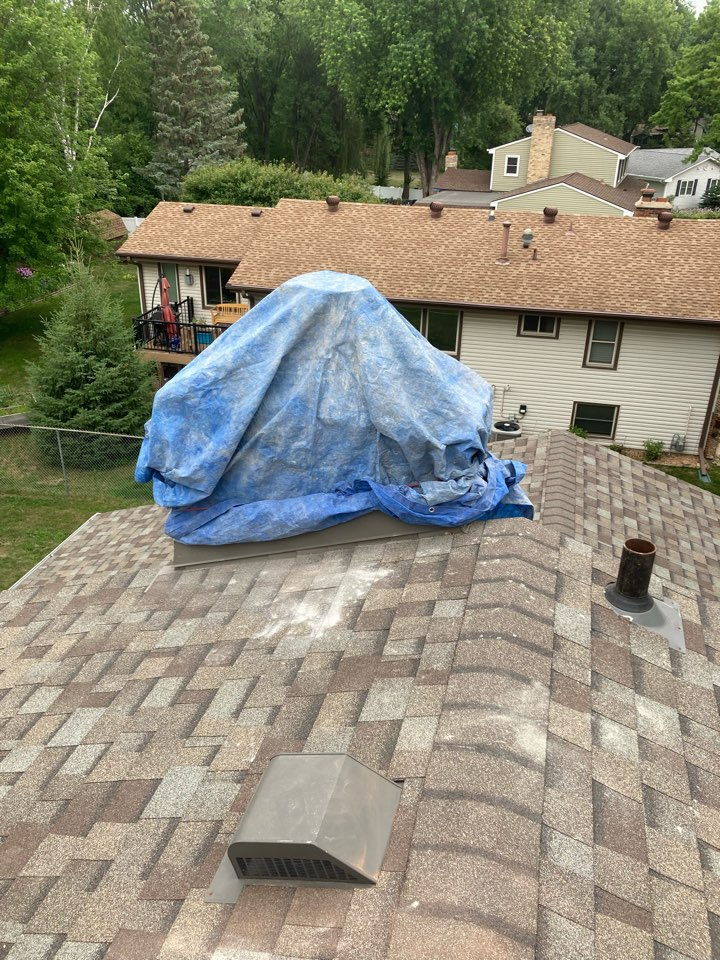 Plymouth, MN - Install 10 inch liner