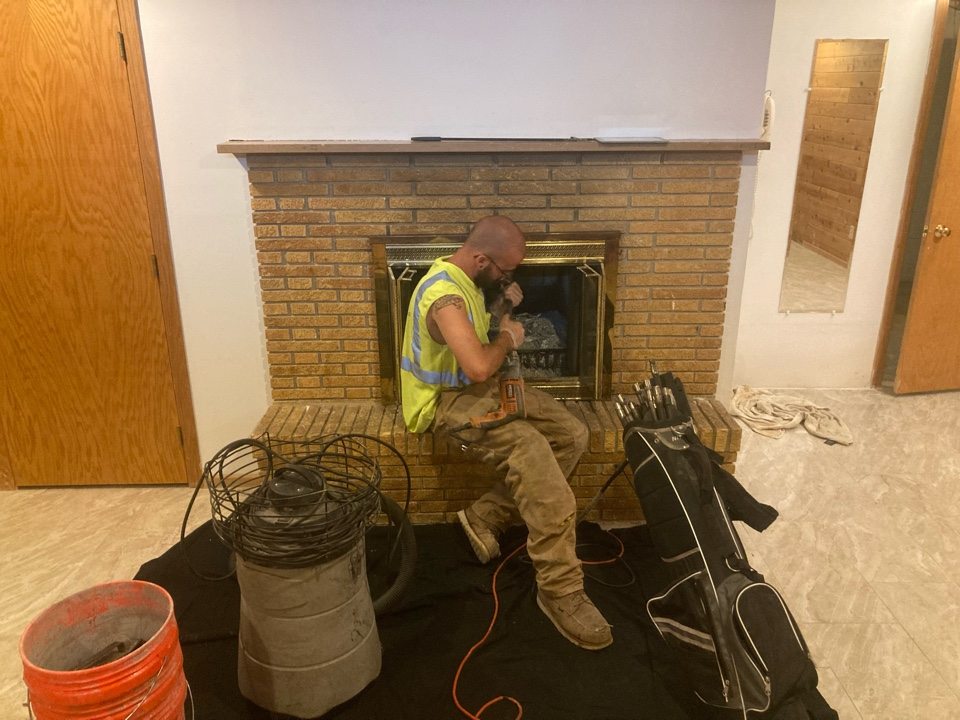 Minneapolis, MN - Chimney cleaning and smartscan flue liner inspection- proposals for repairs