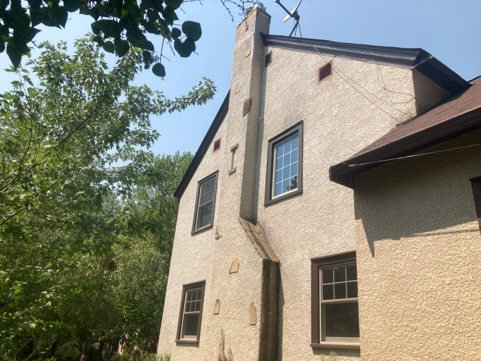 """Minneapolis, MN - New 6"""" lining system - booked for exterior work"""