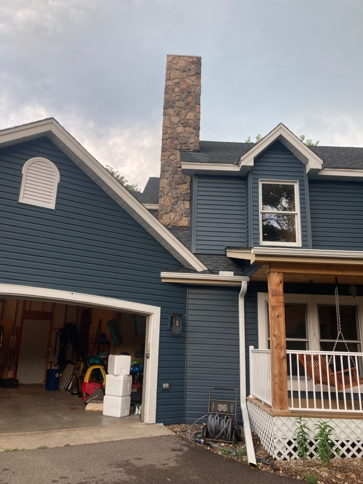 Stillwater, MN - Chimney clean and duct clean