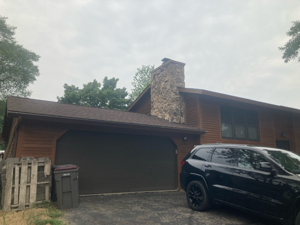 Savage, MN - Proposal for a new wood insert and exterior repairs