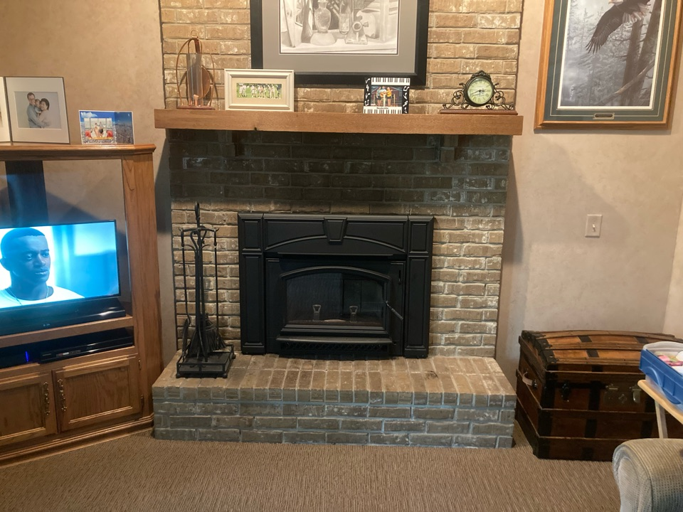 Eagan, MN - Annual chimney cleaning and smartscan flue liner inspection