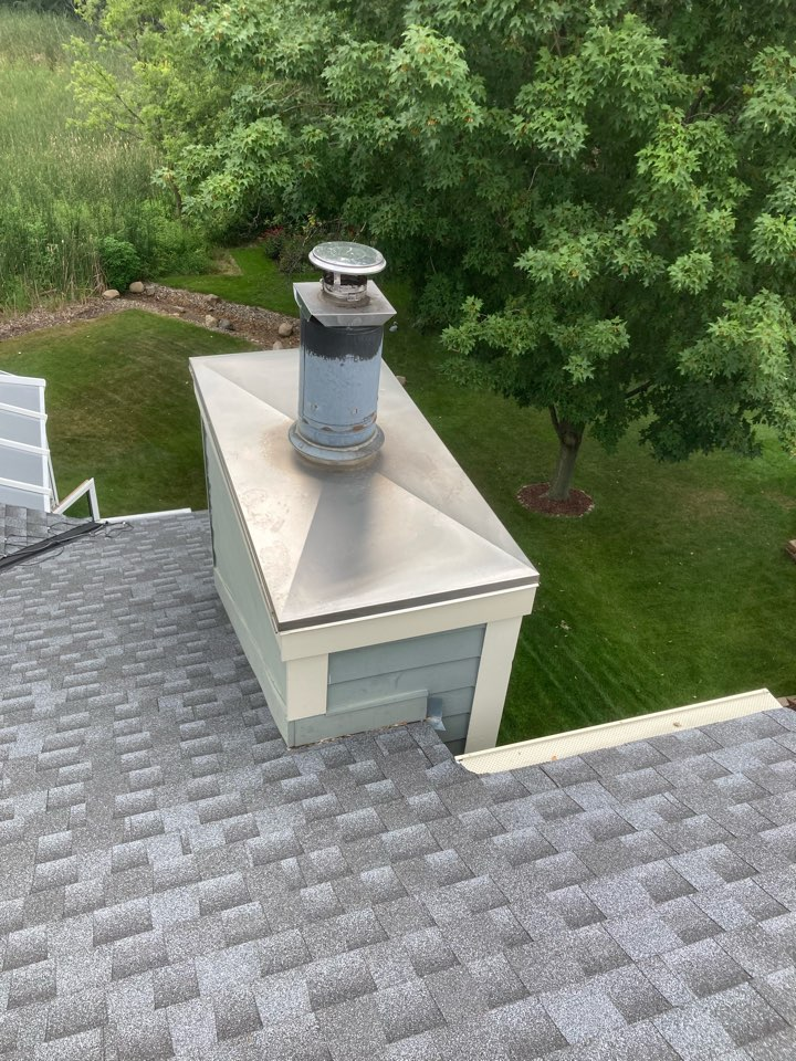 Mendota Heights, MN - Chimney clean and smart scan flue liner inspection