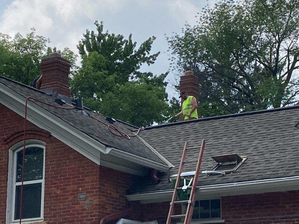 Woodbury, MN - Rebuilt 2 chimneys