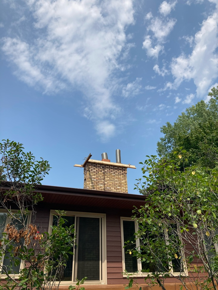 Vadnais Heights, MN - Brick work and crown