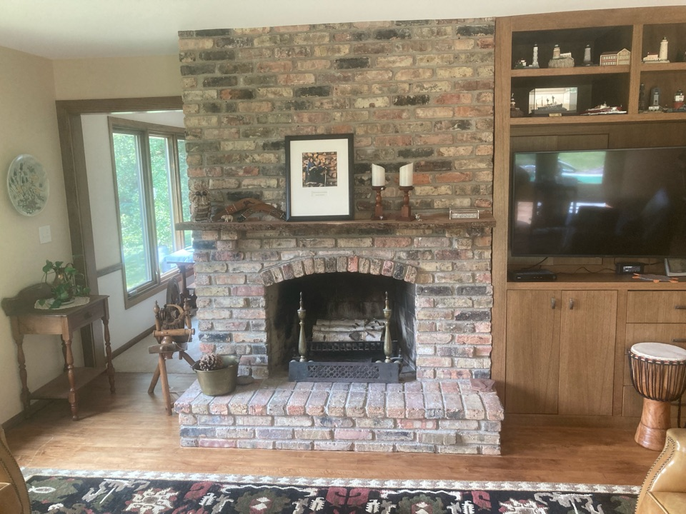 Mendota Heights, MN - Chimney cleaning and smartscan flue liner inspection