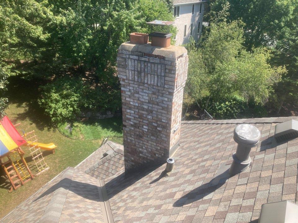 Eagan, MN - Proposal for roofline rebuild