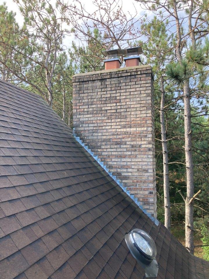 Oak Grove, MN - Smart scan chimney inspection