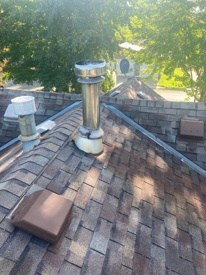 Cambridge, MN - Chimney clean and smart scan flue liner inspection