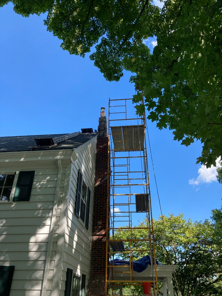 Marine on Saint Croix, MN - Tear down and brake out tiles
