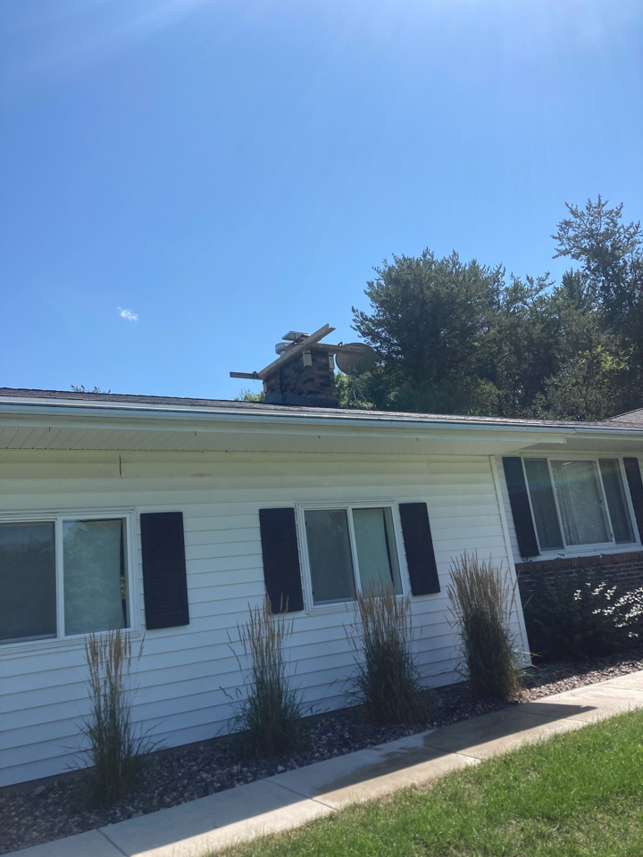 Stillwater, MN - Roofline rebuild and new crown
