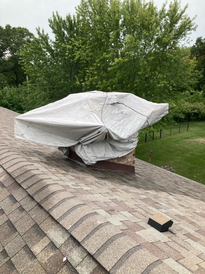 Chaska, MN - Installed new stainless steel lining system