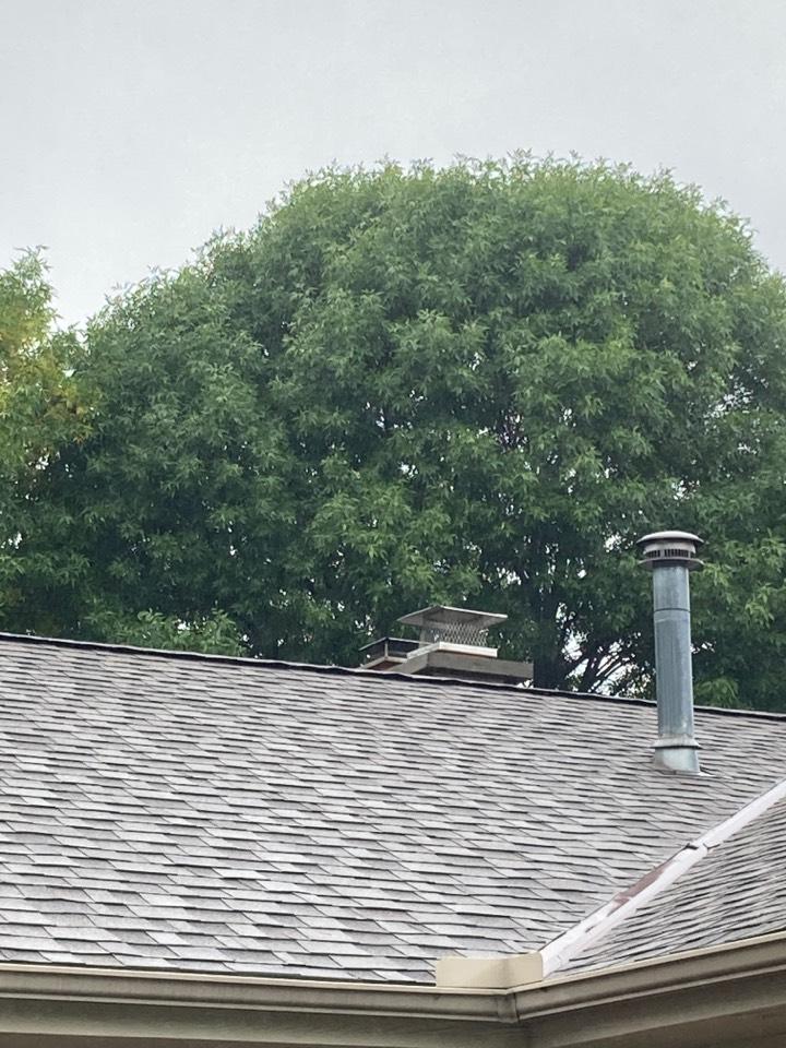 Chaska, MN - Sealed chimney