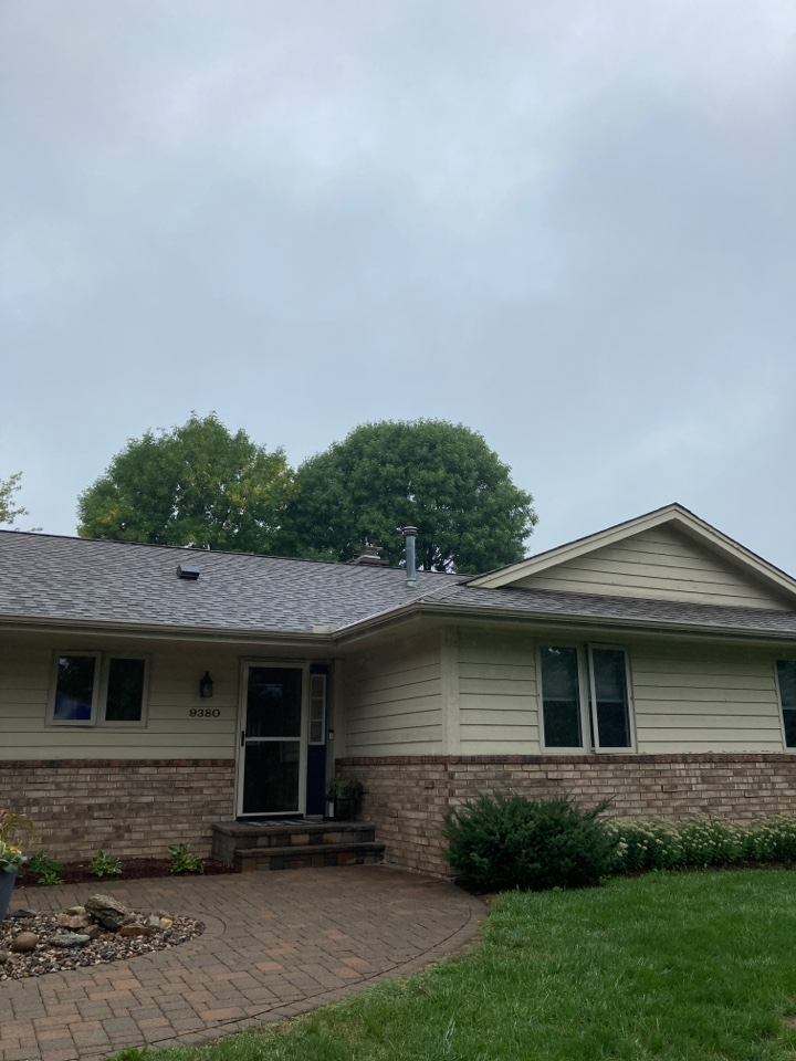 Chaska, MN - Forms, fresh air vent, seal off tile