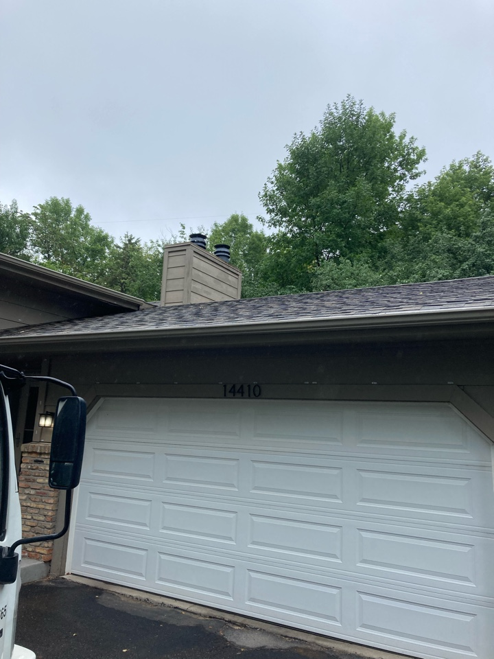 Wayzata, MN - Double chimney clean and smart scan flue liner inspection