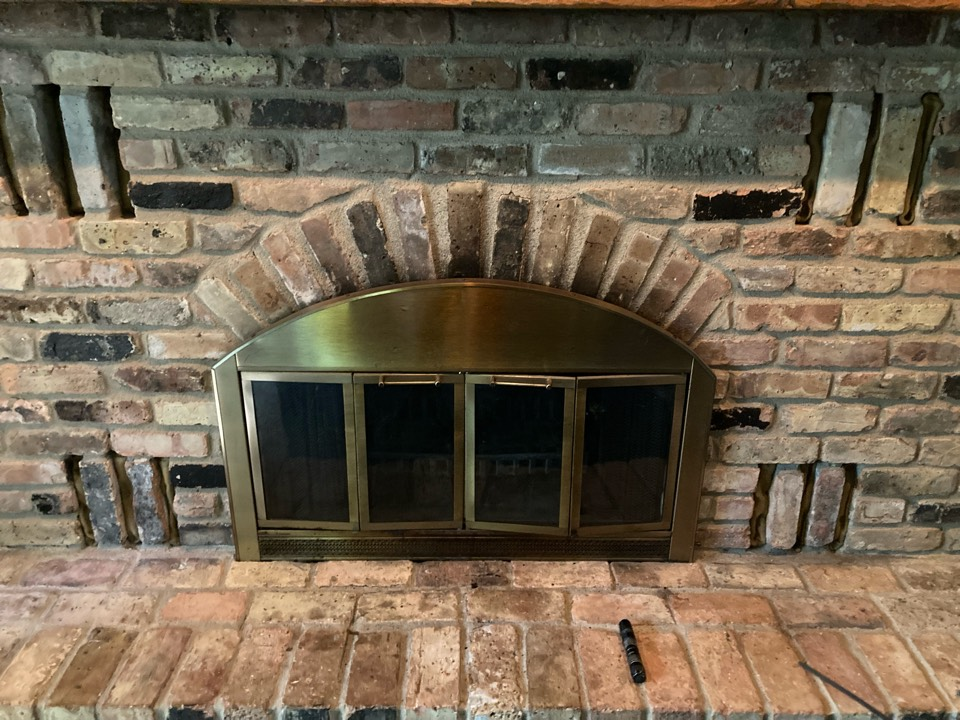 Andover, MN - Chimney clean and smart scan inspection