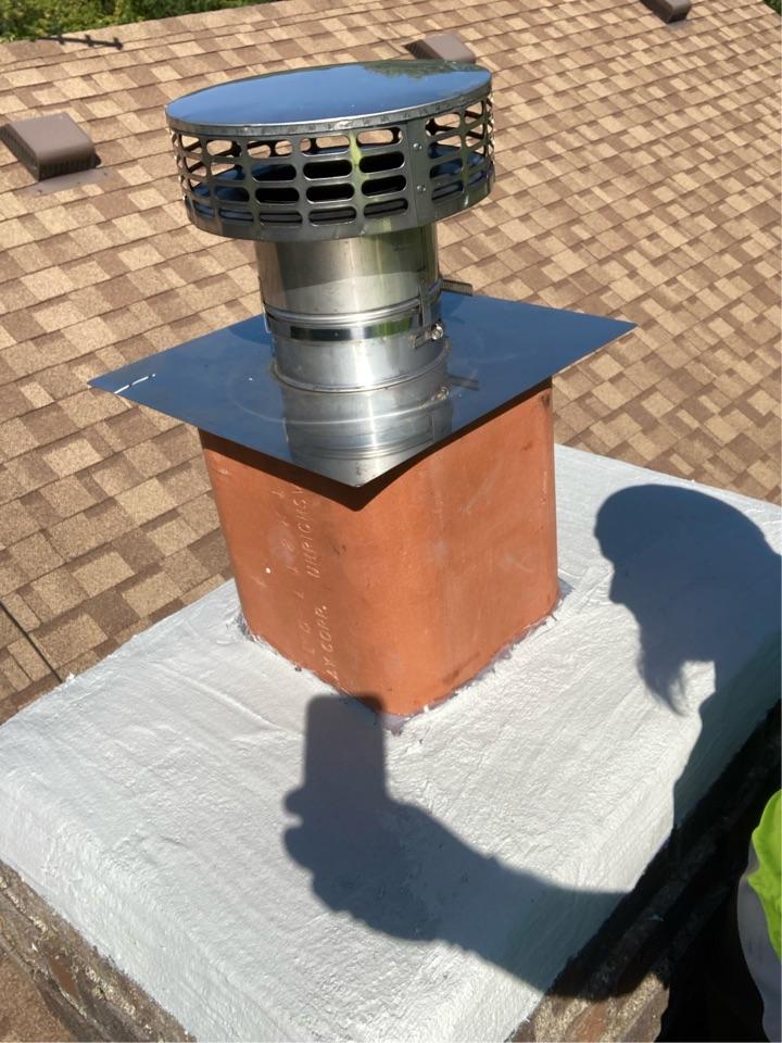 Eden Prairie, MN - New top tile and crown repair