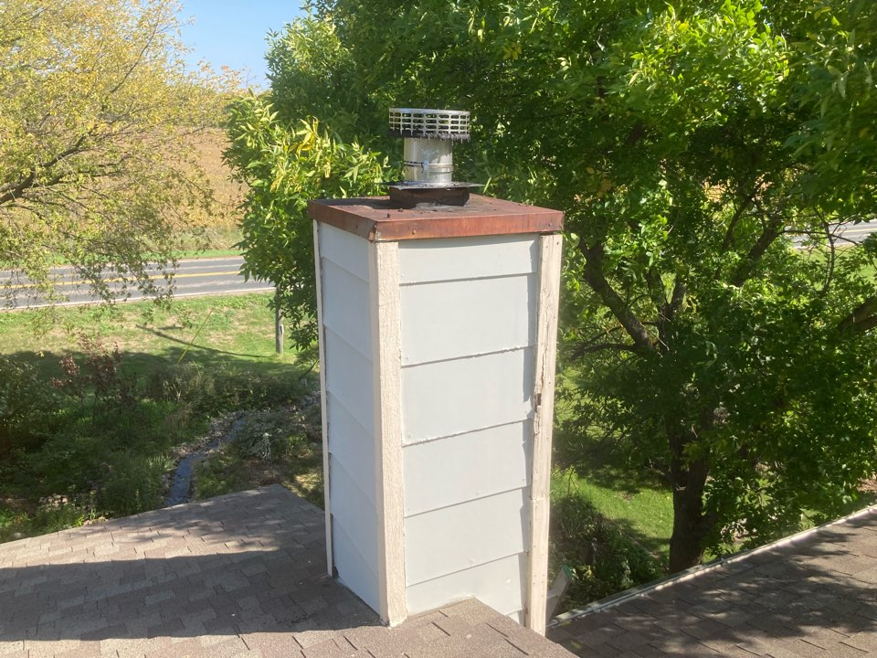 Rogers, MN - Smartscan flue liner inspection - proposal for a whole new system