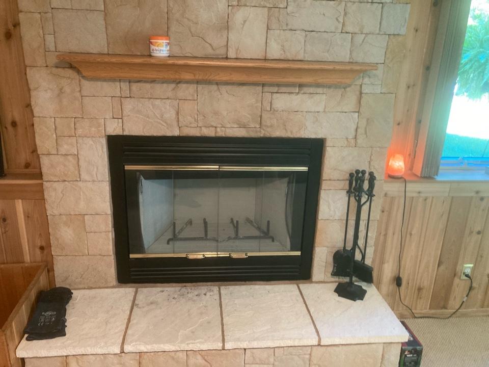 Oak Grove, MN - New refractory panels