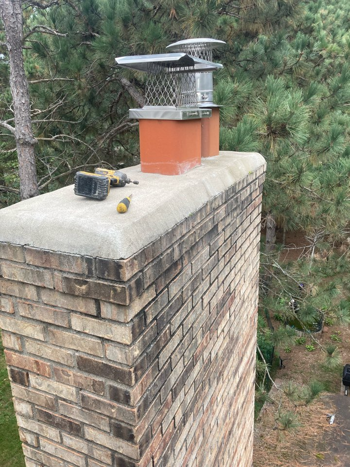 Oak Grove, MN - Install EPI22 wood insert