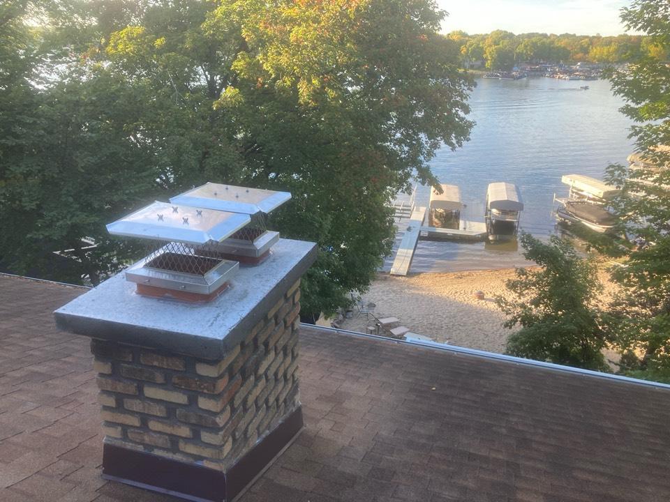 Prior Lake, MN - Final on roofline rebuild