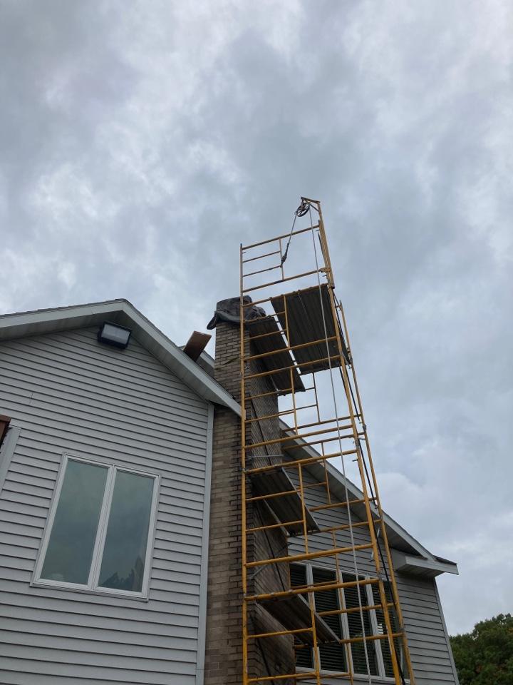 Cambridge, MN - Rebuild, clean up