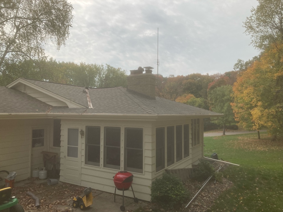 Minnetonka, MN - Chimney cleaning and smartscan flue liner inspection- proposal for a new prior fire install