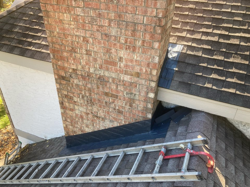 Plymouth, MN - Double flashing repair