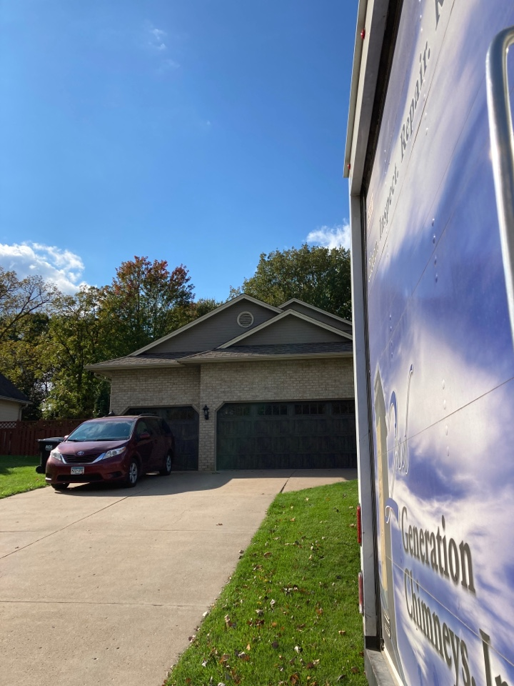 Andover, MN - Clean and inspection