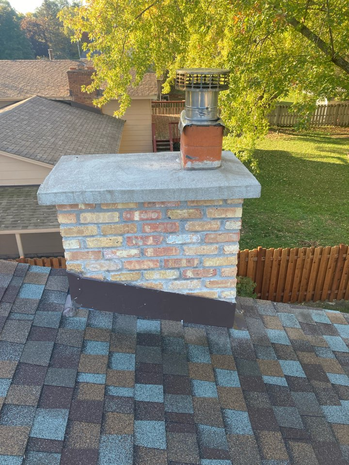 Coon Rapids, MN - Chimney clean and smart scan flue liner inspection