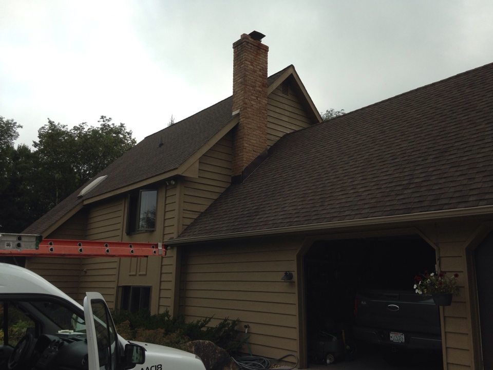 Hudson, WI - Chimney cleaning and SmartScan flue liner inspection