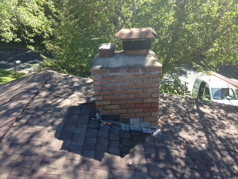 Golden Valley, MN - chimney cleaning and SmartScan flue liner inspection