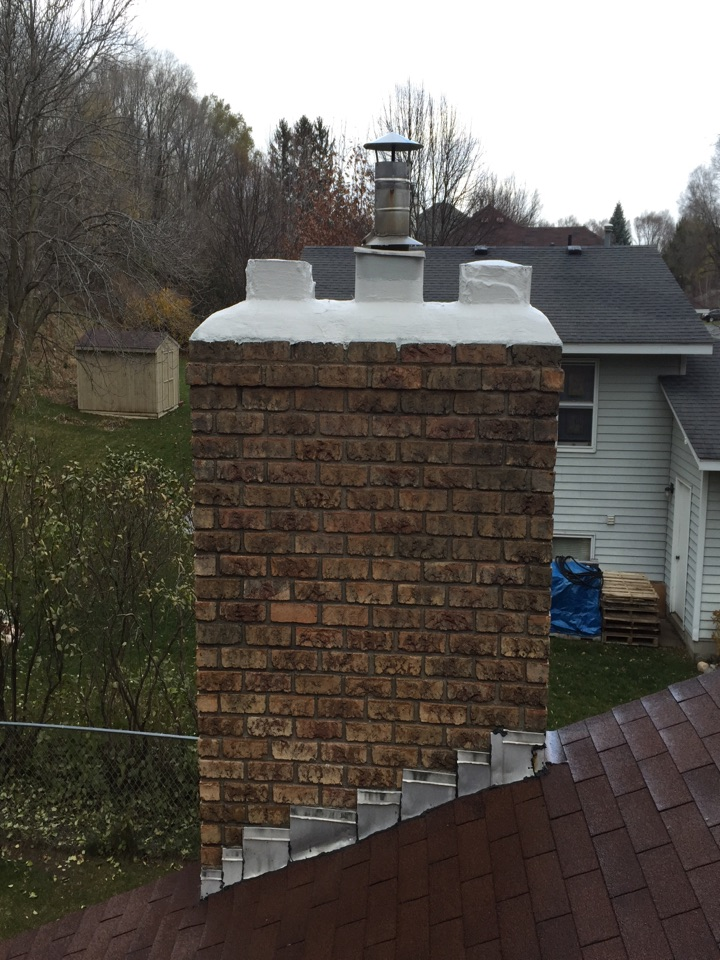 Vadnais Heights Chimney Sweeping Fireplace Installation