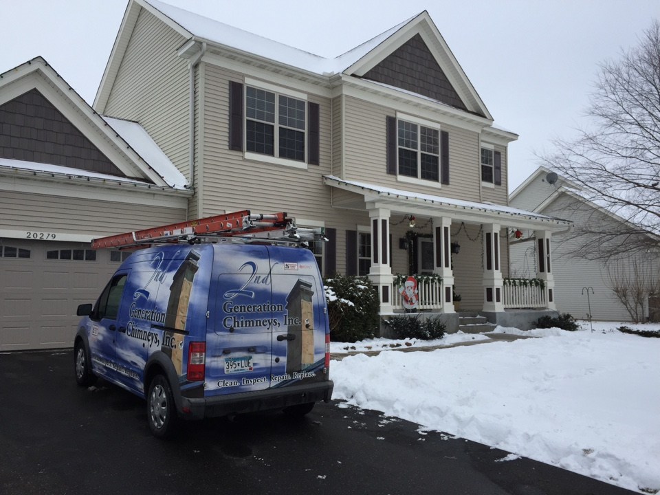 Forest Lake Chimney Sweeping Fireplace Installation