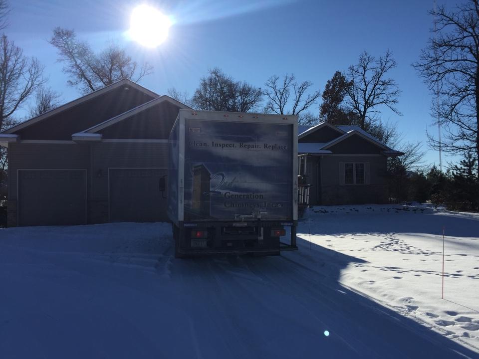 Oak Grove, MN - Serviced fan assist for fireplace