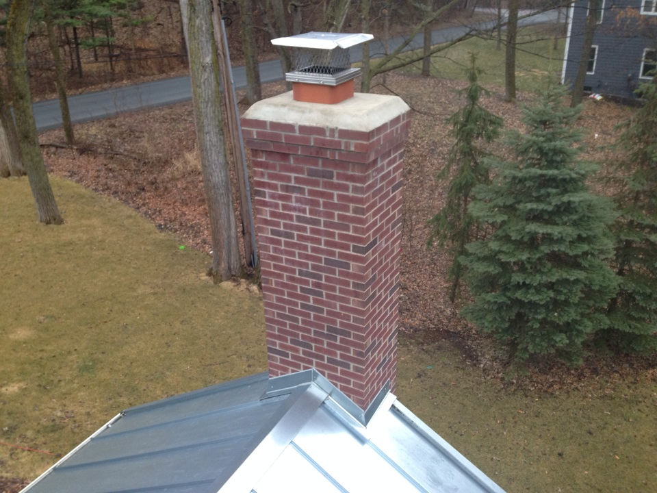 North Oaks Chimney Sweeping Fireplace Installation