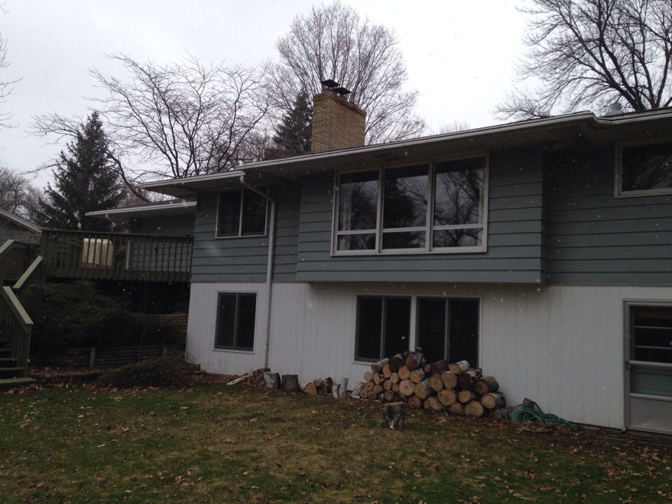 White Bear Lake, MN - Double chimney cleaning and SmartScan inspections