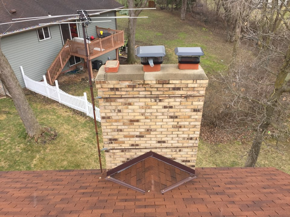 Apple Valley, MN - Estimate for brick work and a crown
