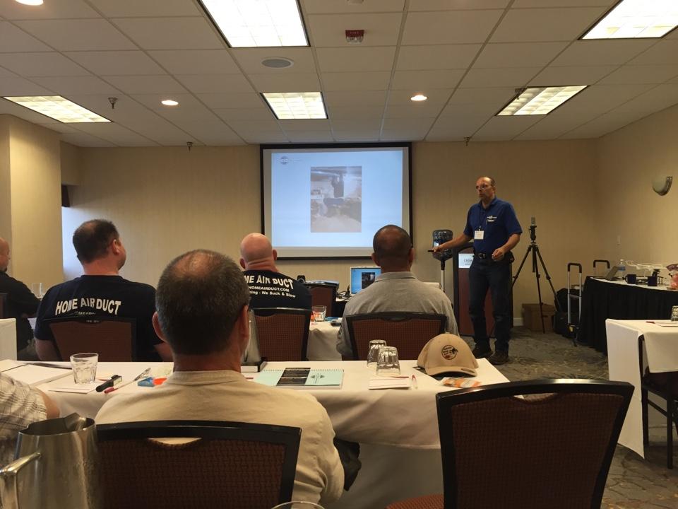 Bloomington, MN - John Bently discusses dryer vent opportunities!!