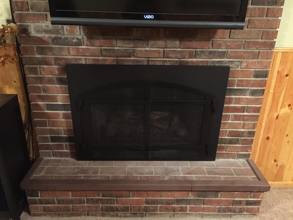 White Bear Lake, MN - Installed a new 4in gas liner