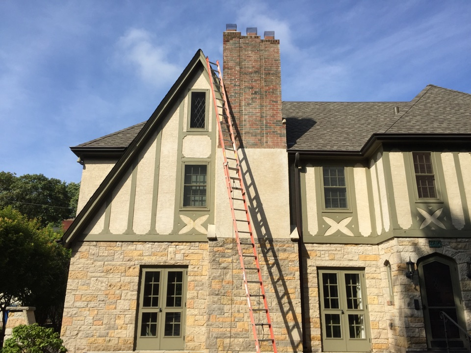 Edina, MN - Double lvl 2 SmartScan flue liner inspection