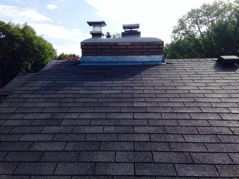 Bloomington, MN - Installed a top mounted damper and crown repair