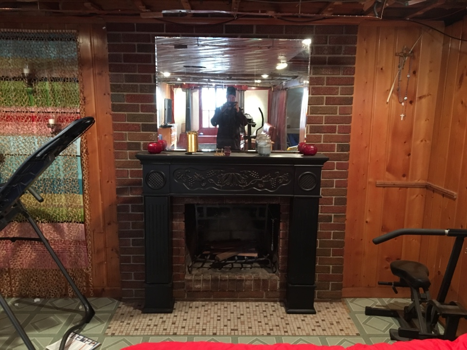 Mounds View, MN - Chimney clean and double smart-Scan inspection