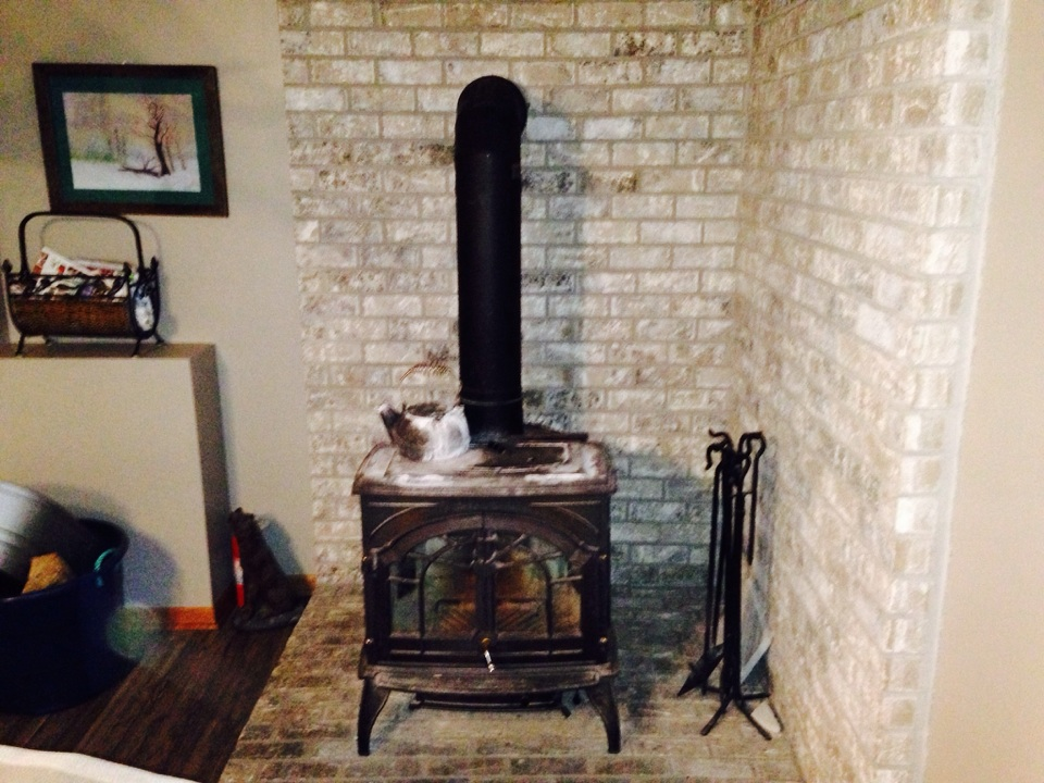 Cedar, MN - Double Chimney cleaning and SmartScan inspection