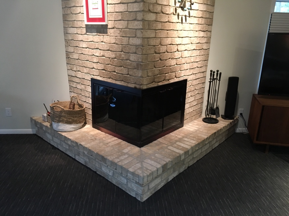 Bloomington, MN - Chimney clean and Smart-Scan inspection