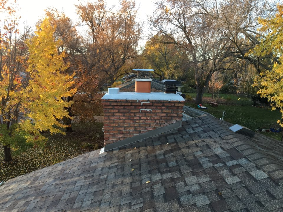 Edina, MN - Chimney clean and Smart-Scan inspection