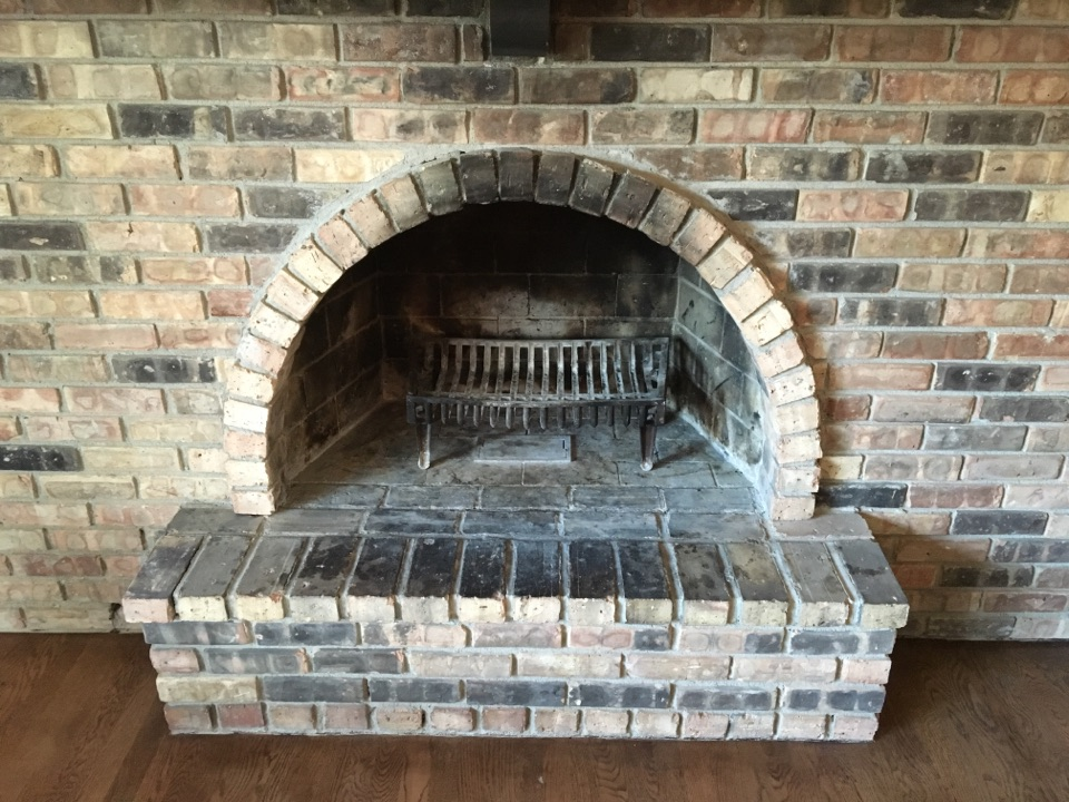 Plymouth, MN - Chimney clean and Smart-Scan inspection