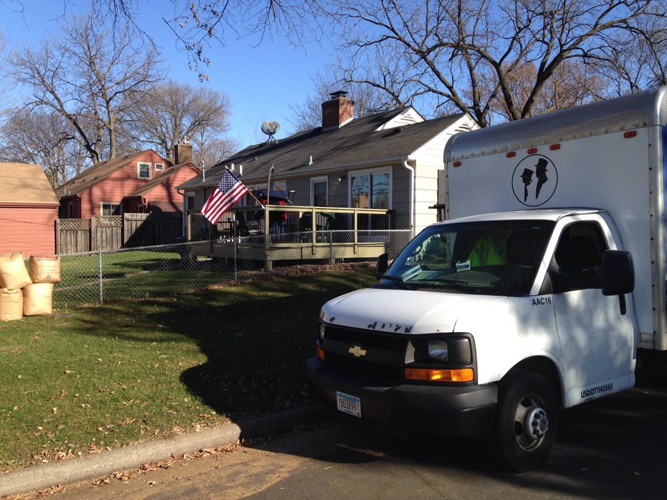 Richfield, MN - Furnace and duct cleaning